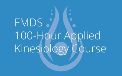 Applied Kinesiology 100-Hour Course
